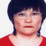 Рисунок профиля (Валентина Эрдыниева)